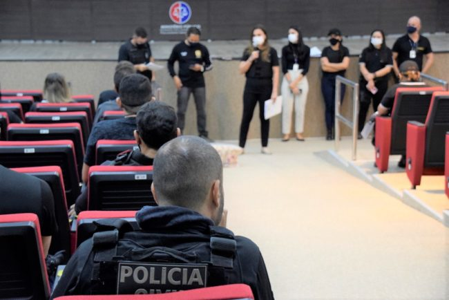 Gaeco e Polícia Civil atuam em conjunto